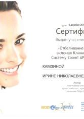 Камзина Ирина Николаевна