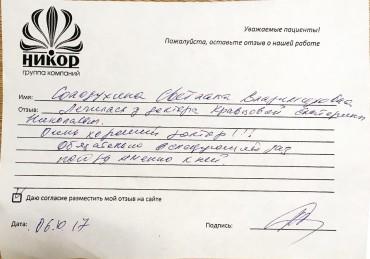 Солодухина Светлана Владимировна