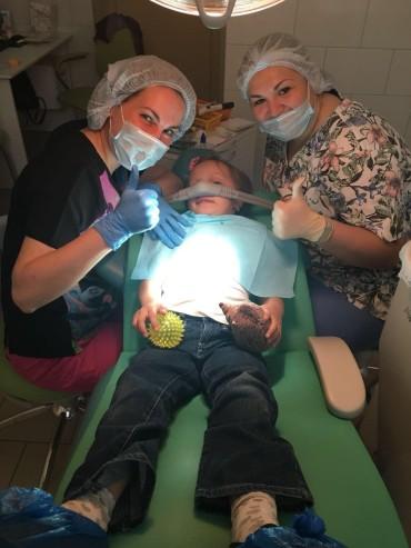 Седация — лечение зубов без страха и боли