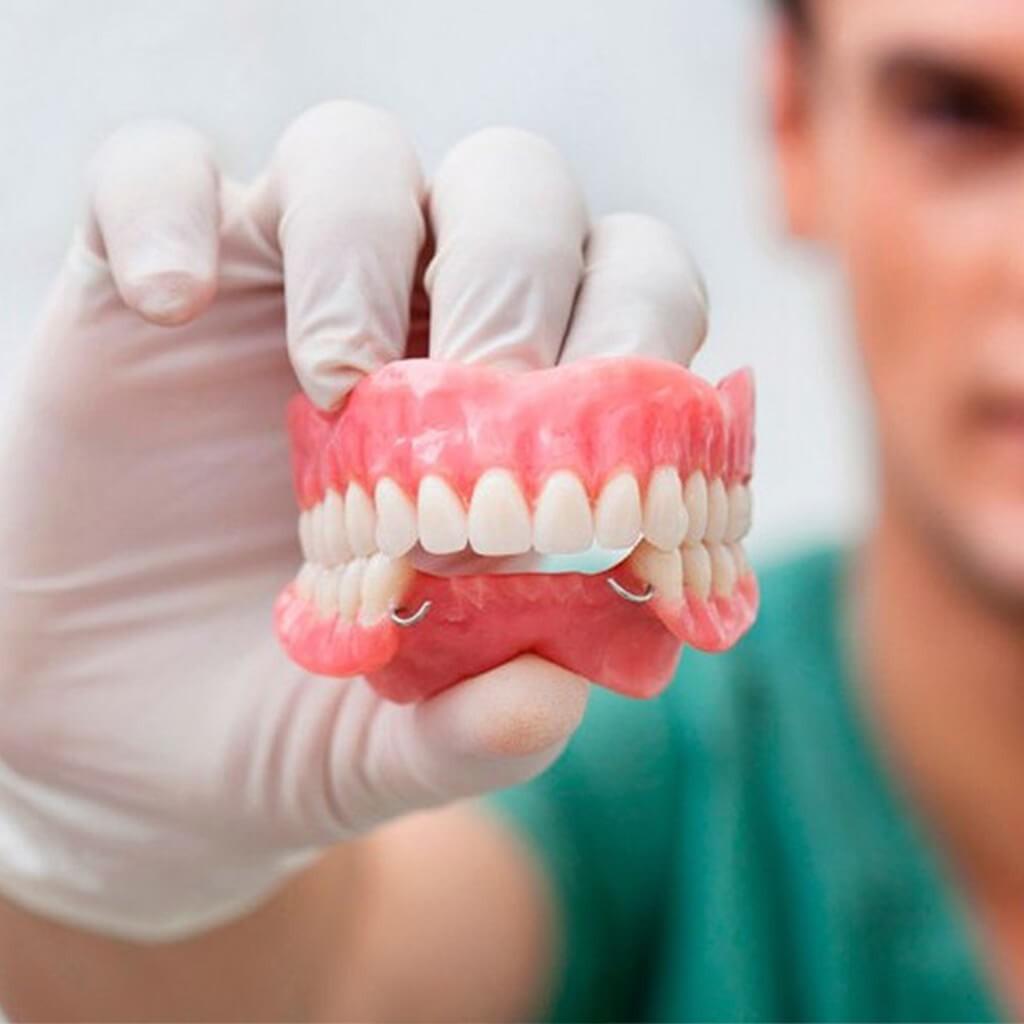 Ортопедия (протезирование зубов)
