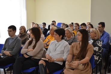 Врачи-стоматологи посетили обучающий семинар Поволоцкого Виталия Семёновича