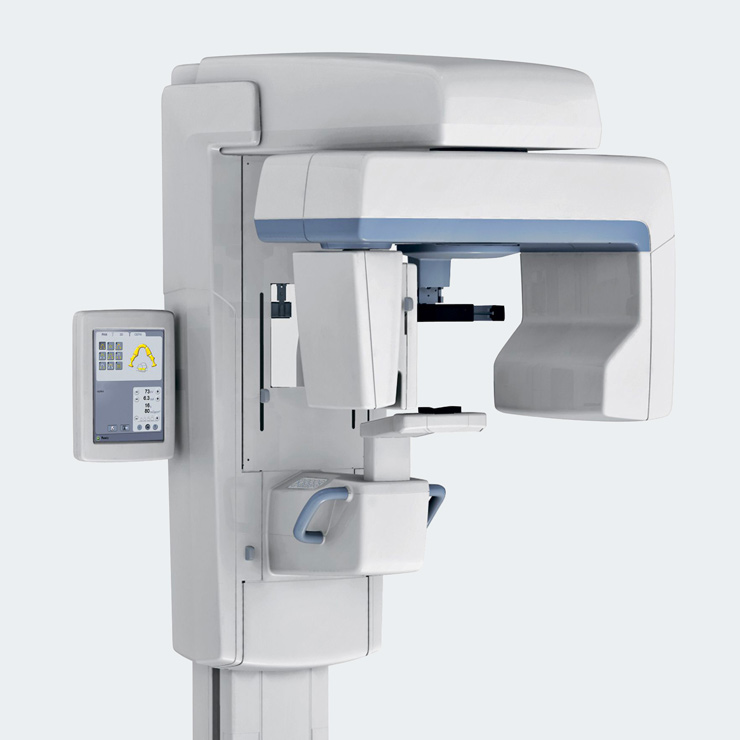 Цифровой ортопантомограф STRATO 2000D
