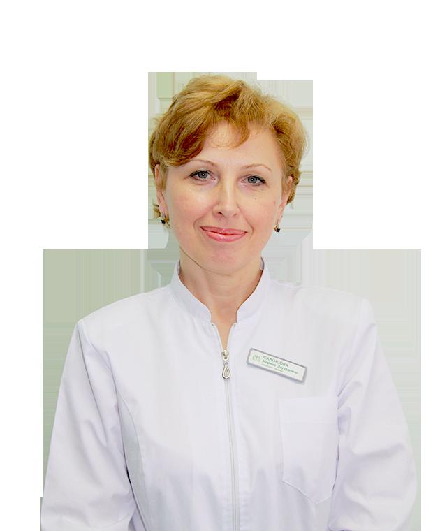 Саркисова Марина Эдуардовна
