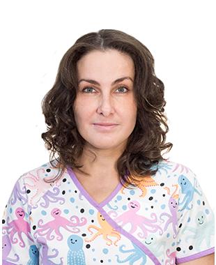 Храмцовская Анастасия Александровна