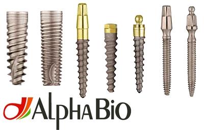Импланты ALPHA BIO