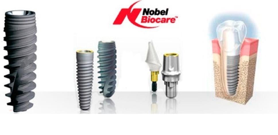 Импланты Нобель