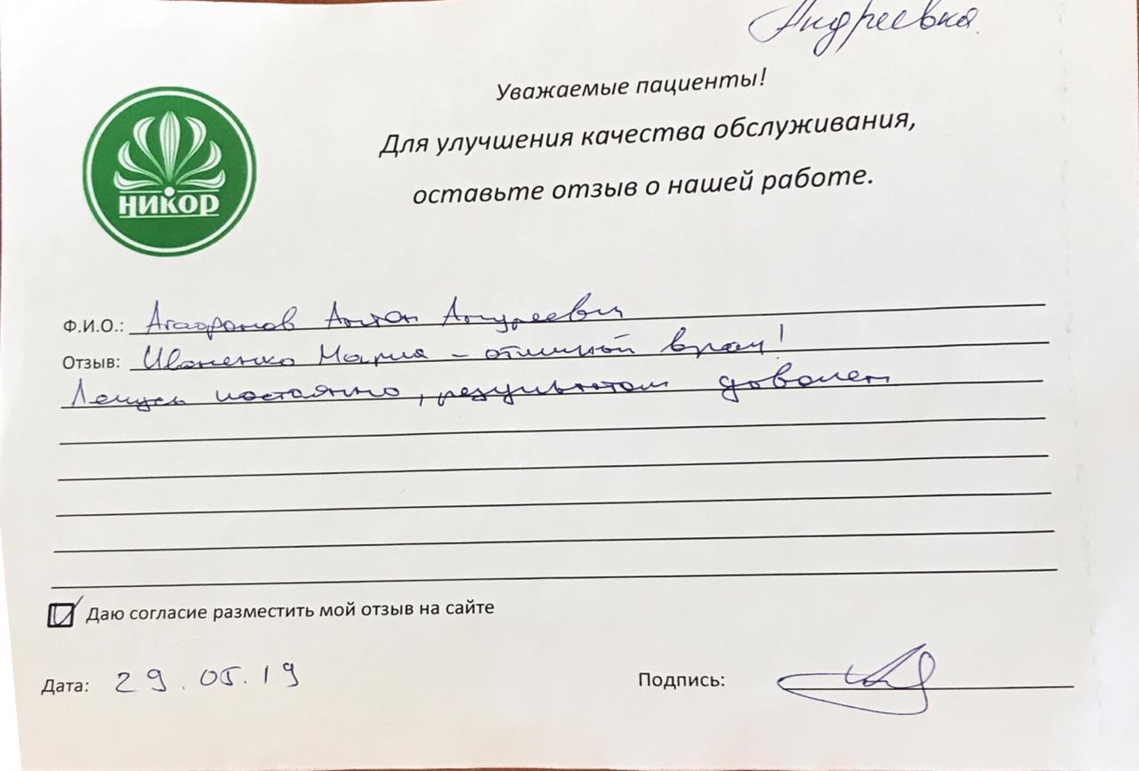 Агафонов Антон