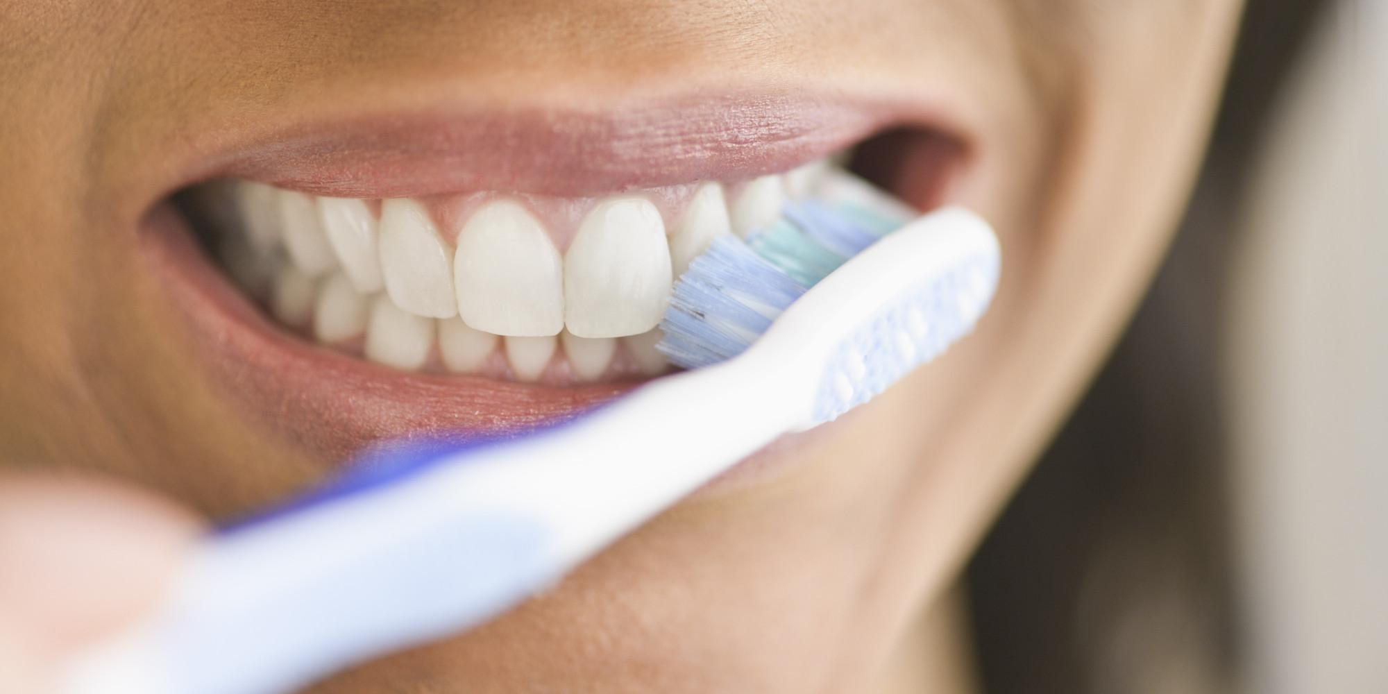 Правила ухода за зубами