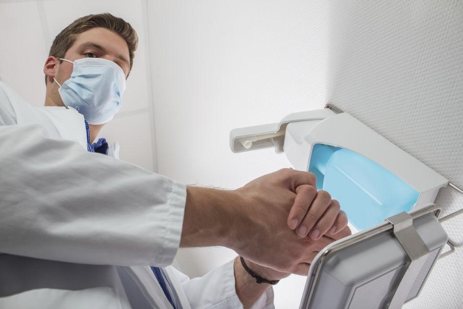 Группа компаний «Никор» заботится о здоровье сотрудников и пациентов!