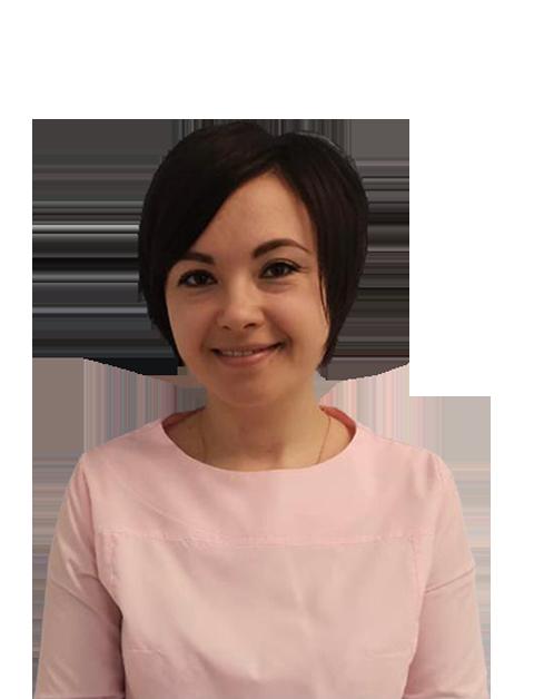 Эленбергер Анастасия Андреевна